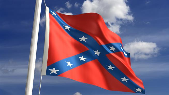 Je americká vlajka Konfederace symbol rasismu, nebo historie?