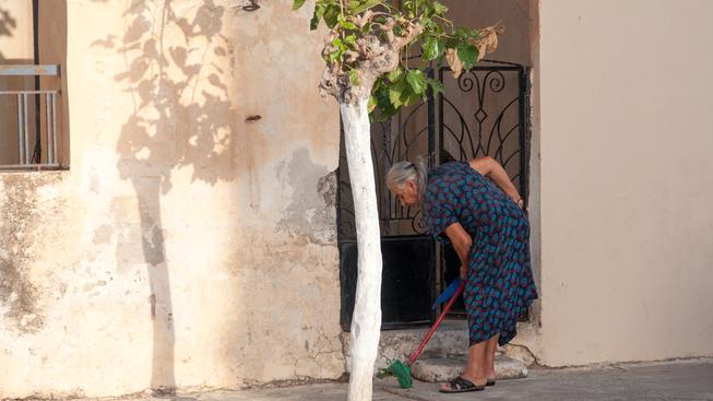Řekové zřejmě dostanou červnové důchody nižší i bez ohledu na případnou dohodu s věřiteli (ilustrační snímek)
