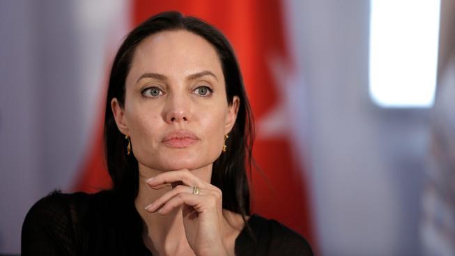 Mezinárodní společenství se podle herečky Angeliny Jolie nezabývá příčinami uprchlické krize