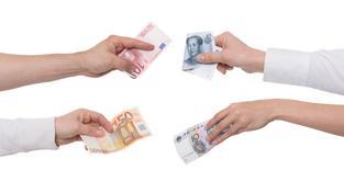 Čínská státní banka je podezřelá z toho, že v Itálii prala špinavé peníze (ilustrační snímek)