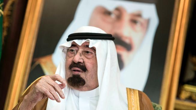 Zesnulý král Abd Alláh bin Abd al-Azíz se zjevně v zahraničněpolitických intrikách dobře vyznal
