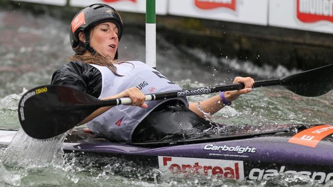 Kateřina Kudějová vyjela v brozovou medaili