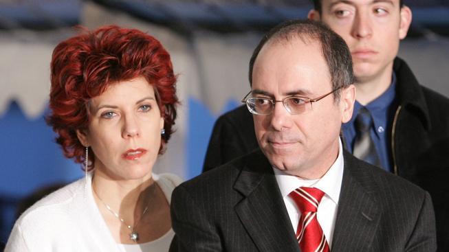 Ministr vnitra Šalom a jeho žena Judy čelí skandálu kvůli vtipu na amerického prezidenta