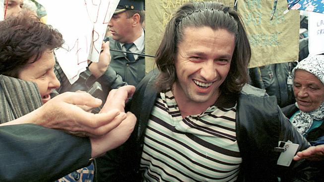 Bosňácký velitel Naser Orič byl minulý týden zadržen ve středu na žádost srbských úřadů