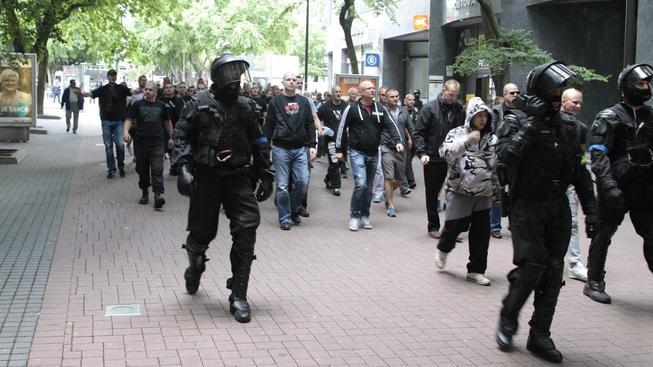 Po víkendové demonstraci v Bratislavě Slovensko zpřísní pravidla pro pořádání podobných akcí