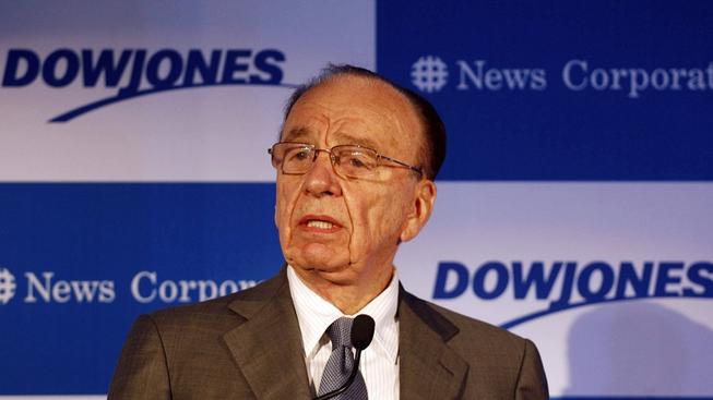 Mediální magnát Rupert Murdoch