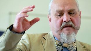 Andrej Zubov na přednášce v Brně