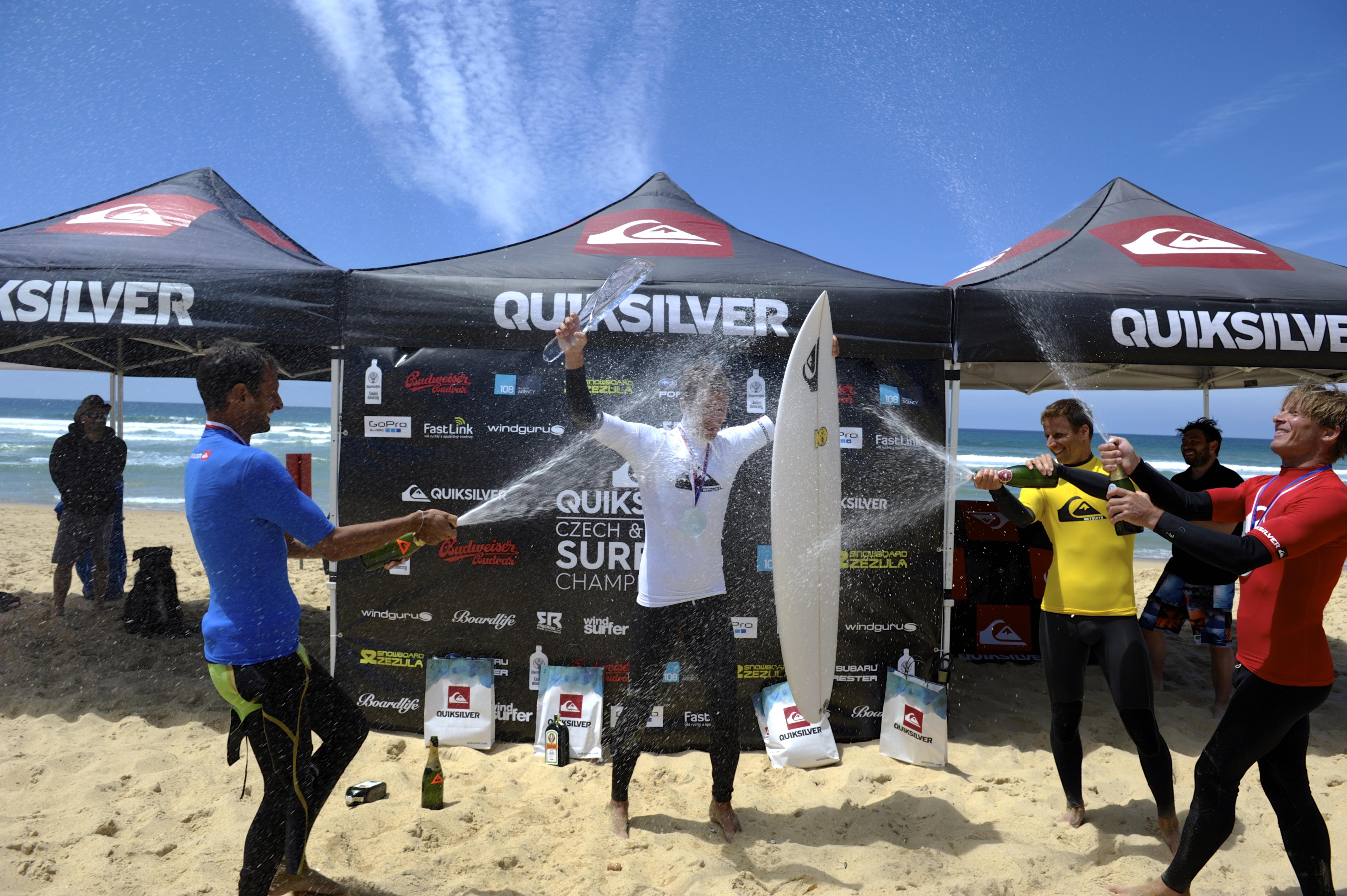 MČR v surfingu 2015