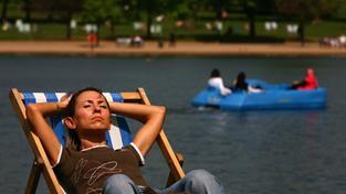 V budoucnu by mělo být v Česku tepleji. Ilustrační snímek