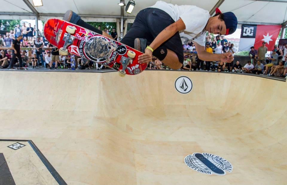 Svátek extrémních sportů: Skateboardová špička na Štvanici i v Berouně
