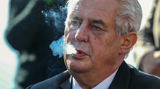 Prezident Miloš Zeman má jasno prakticky ve všem