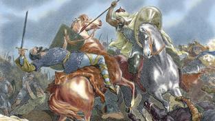 Muslimské dobytí Španělska: Bitva u Guadalete