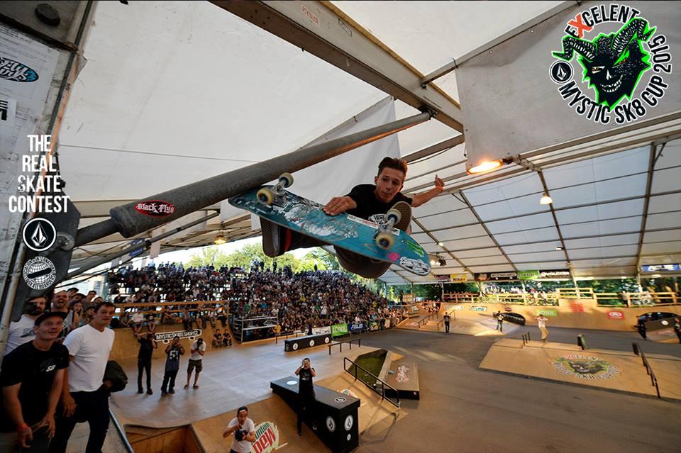Češi si podmanili letošní Mystic Skate Cup