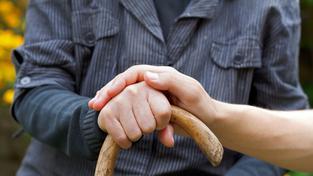Většina nemocných Alzheimerovou chorobu je odkázána na pomoc blízkých. Ilustrační foto