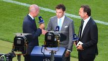 Fotbalové hvězdy minulosti neodcházejí do důchodu, ale do televize