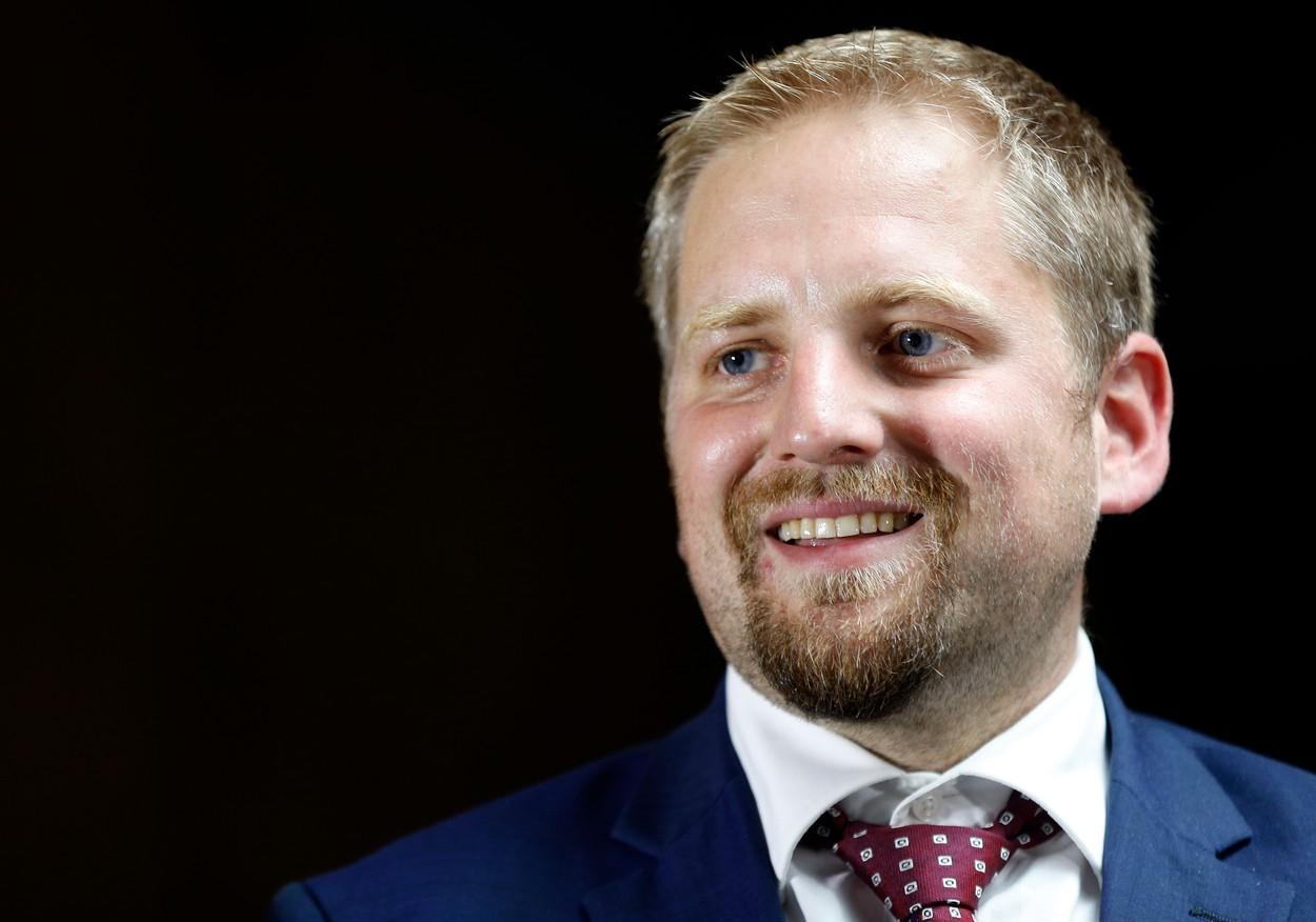 O občanství si zažádalo už 330 tisíc lidí, říká prezident Liberlandu Vít Jedlička