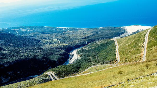 V albánských horách byli zavražděni dva čeští turisté (ilustrační snímek)