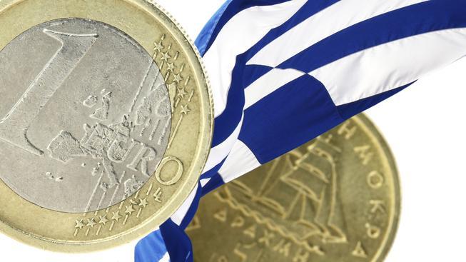 Nová drachma by byla vůči euru velmi slabá (ilustrační snímek)