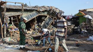 Bombové útoky hnutí Boko Haram jsou v Nigérii stále častější
