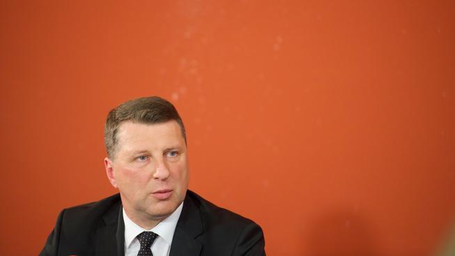 Novým prezidentem Lotyšska je Raimonds Véjonis, bývalý ministr obrany