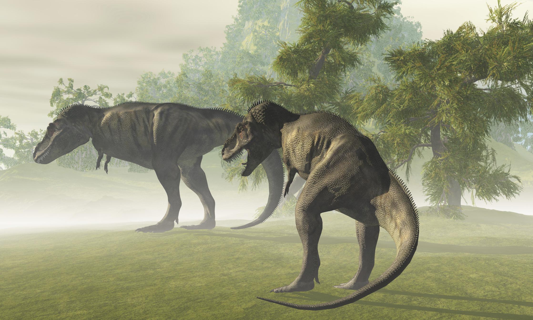 Jaká krev kolovala v žilách dinosaurům?