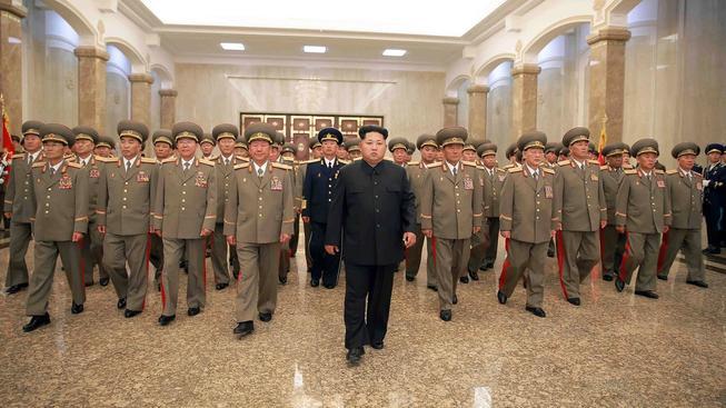 Kim se zbavuje svých spolupracovníků jako divý