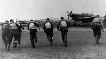 Hrstka odvážných v bitvě o Británii zachránila království a zbrzdila Hitlera