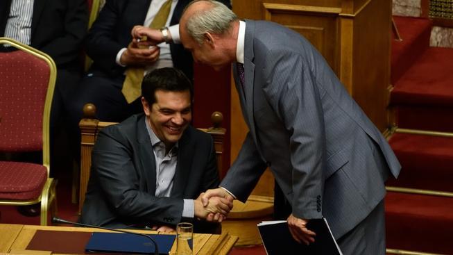 Pro řeckého premiéra Tsiprase znamená schválení reforem silnější vyjednávací pozici