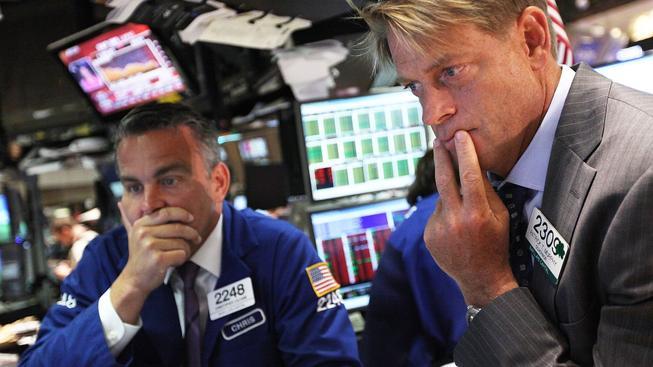 Tzv. Index strachu se od loňska nezměnil a světové,  finanční trhy jsou zatím v klidu