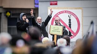 Není strach z islámu zrovna v Česku, kde žije jen hrstka muslimů, extrémní a nesmyslný?