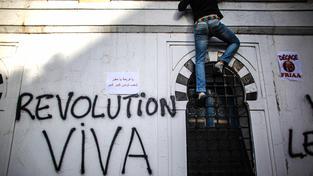 Arabské jaro zřejmě odstartovalo překreslování koloniálních hranic. Ilustrační snímek