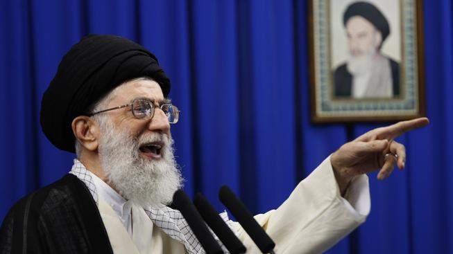 Duchovní vůdce ajatolláh Alí Chameneí varuje před tím, že by Západ mohl novou smlouvu porušit