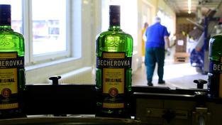 Becherovka chce s košer likérem prorazit i na ruském a americkém trhu