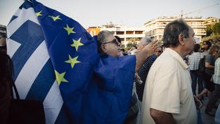 Řecko získalo překlenovací půjčku za bolestivé reformy, které přijalo. Ilustrační foto