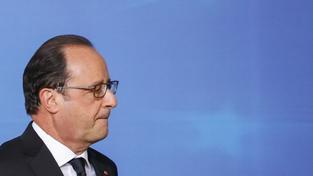 Francouzský prezident François Hollande by chtěl vznikl jednotné vlády zemí zemí eurozóny
