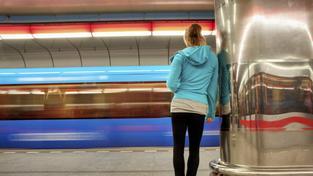 """Na """"Déčku"""" mají jezdit moderní vlaky bez strojvůdců (ilustrační snímek)"""