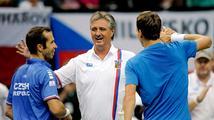 Čeští tenisté budou hrát baráž v Indii, Navrátil je s losem spokojen