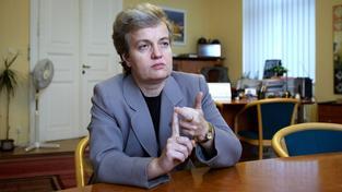 Ředitelka Úřadu pro jadernou bezpečnost Dana Drábová