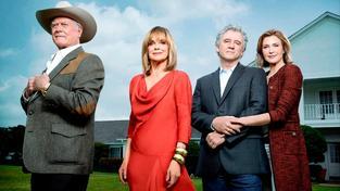 Slavný seriál Dallas, ilustrační snímek