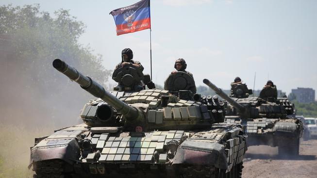 Separatisté i Ukrajina oznámili zahájení stahování zbraní z donbaské fronty