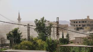 Sýrie prý zatajila část svých chemických zbraní, ty by tak mohly sloužit v občanské válce. Hrozí zároveň, že by se jich mohli zmocnit radikálové z Islámského státu