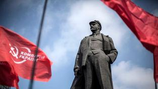 Z Ukrajiny zmizí všechny symboly komunismu, komunisté se ani nebudou moci zúčastnit voleb (ilustrační snímek)