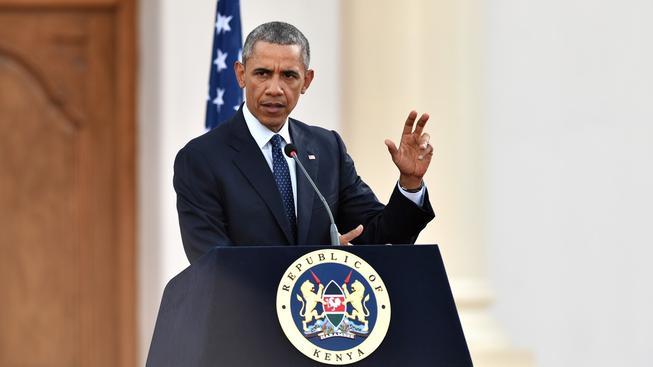 Barack Obama prý do africké země nepřijel pátrat po svém rodném listě