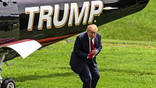Donald Trum se zapíše mezi nejkontroverznější prezidentské kandidáty v amerických dějinách