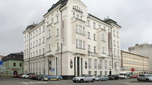 Secesní palác na třídě Svobody v Olomouci