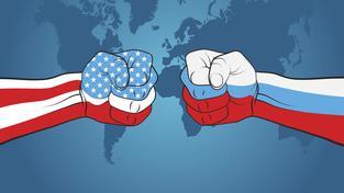 Mezi Ruskem a Spojenými státy jsou opět napjaté vztahy kvůli rozšíření sankcí. Ilustrační foto