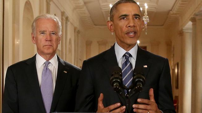 Nyní je Joe Biden pravou rukou prezidenta Baracka Obamy. Zvažuje ale, že by mohl stát na jeho místě