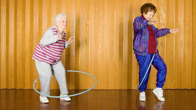 Aktivním životním stylem je stárnutí možné zpomalit  (ilustrační snímek)