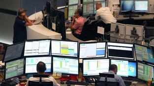 Athénská burza zažila hned po otevření největší pád řeckých akcií. Ilustrační foto