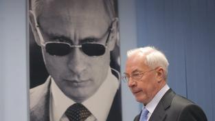 Bývalý ukrajinský premiér Mykola Azarov založil v Moskvě Výbor na záchranu Ukrajiny